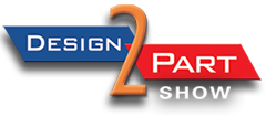 Design-2-Part logo